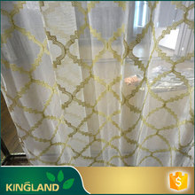 China Manufacturer New products New design hotel brand curtains