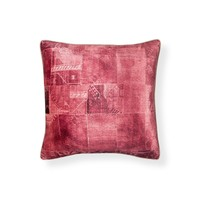 Elegant red retro cushion,chinese style pillow,square comfort decorative you home cushion pillow