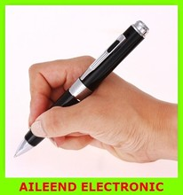 Digital Camera Pen with Singal Voice recorder Support 16GB TF Card Pen Video Recorder