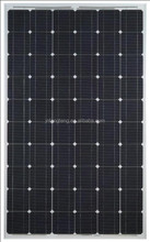 Good Quality Monocrystalline 250watt Solar Panel With CE,MCS,CEC,IEC,TUV,ISO , Approval Standard