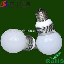 E17 LED Lights Bulb Color Changing LED Lighting With High Power LED