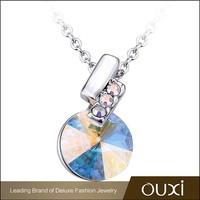 OUXI cheap factory price bulk sale custom made jewelry made with Swarovski elements