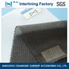 China 100% polyester fusible knitted fabric tricot knitted chemical bond fusible interlining (5100) With SGS