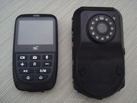 waterproof remote control video camera body camera