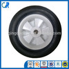 factory price 5 Inch Small solid rubber Caster Wheel