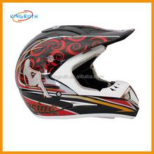 Wholesale high quality hot-selling dirt bike motorcycle ballistic helmet