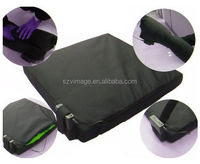 AA Battery Powered Infrared Carbon Fiber Heated Outdoor Stadium Seat Cushion