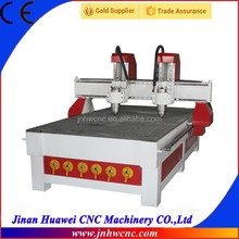 multi spindle cnc router/wood carving machine
