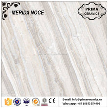 low price high quality full polished glazed porcelain tiles china factory direct rustic marfil
