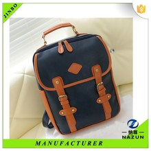 china manufacturer thailand school laptop backpack leather