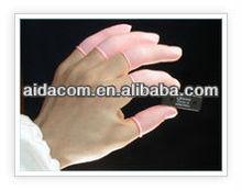 100% Natural latex,ESD Finger cots
