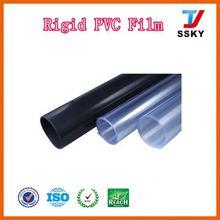 ISO and SGS mattress film pharmaceutical pvc/pe/pvdc compound hard pvc non-slip mat