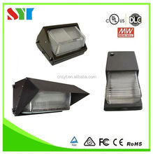 Shenzhen best quality outdoor led wall mounted pack lights 60w 90w 120w DLC UL CUL LISTED