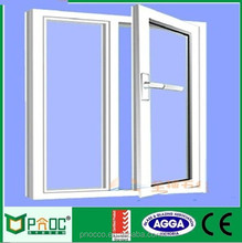 crank Casement window with CE with mesh