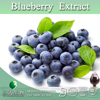 Natural Blueberry Extract Powder 25% Pterostilbene