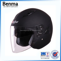 motorbike helmets promotion sales with ABS materials,open face motorcycle helmets