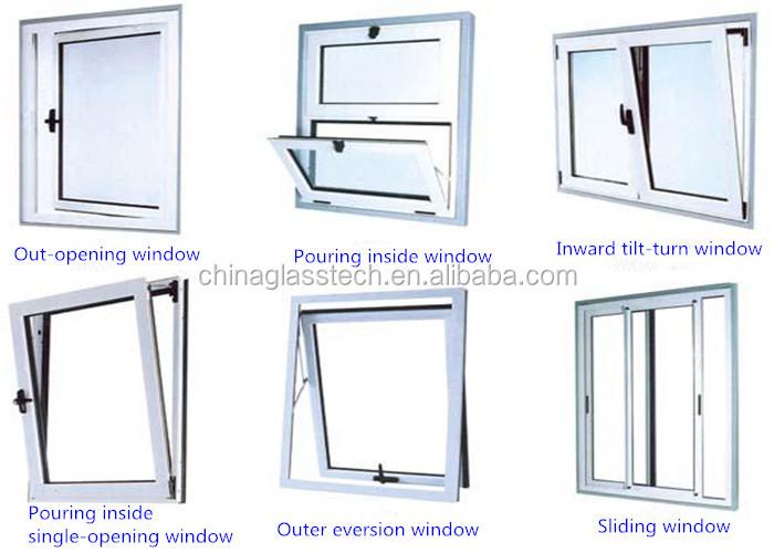 새로운 패턴 크기 사용자 정의 젖빛 유리 욕실 창문 판매 윈도우 상품 Id 60008984920