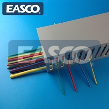 EASCO Wireway Duct PVC Extruded Slotted Grey Manufacturer Approved By UL94V0 Electric Panel Building