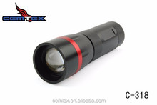 Good quality with excellent character for promotion LED torch