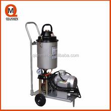 manual machine oil pump engine oil pump with small wheels