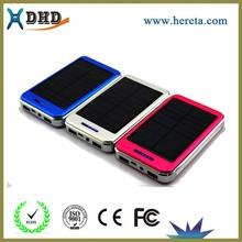 High Capacity 11200mAH Portable Solar Charger Power Bank Solar Energy Power Bank for Mobile Phones