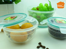 2014 new design Plastic Kitchenware Product factory / BAP free lunch box wholesale