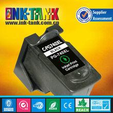 PG-740XL CL-741XL remanufactured cartridge for canon pixma MX517/MX437/MX377/MG4170/MG3170/MG2170 printer