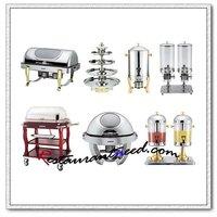 Luxury Hotel Buffet Supplies / Buffet Equipment