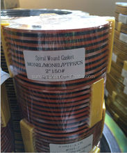 Monel400PTFE/Spiral Wound Gaskets/SWG/SPW/WRI
