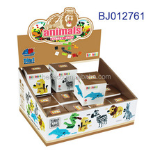 New kids toy made in China/ funny animal series nano blocks