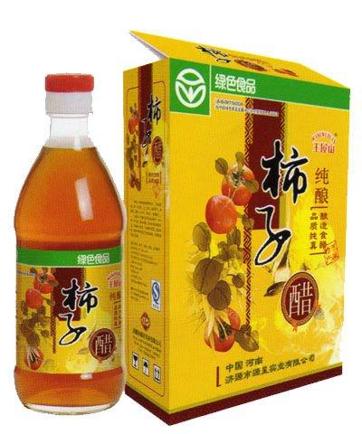 Aceto di cachi; dimagrimento aceto, abbassare la pressione sanguigna; aceto naturale; aceto di frutta; aceto; tabella di aceto; salute aceto