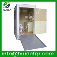 VIP portable disabled mobile toilet for handicapped people