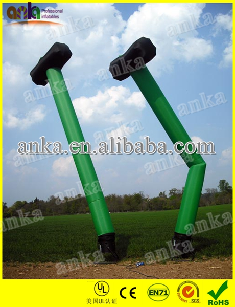 Promocional martillo inflable sky dancer venta