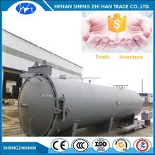 Trade Assurance high temperature electric vacuum pressure vessel boiler