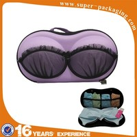 outdoor female fitness small vintage luxury travel panty wash bra bag
