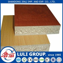 Prelam particle board prices of various sizes E0/E1