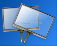Good quality 4 wire resistive touch screen,7 inch resistive touch screen manufacturer