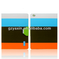 Newest products for ipad mini 4 pu leather case