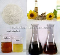 Activated Bentonite Clay for soybean sunflower Oil Refining and Discoloring