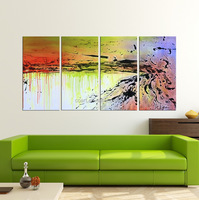 decorative wall colourful painting picture