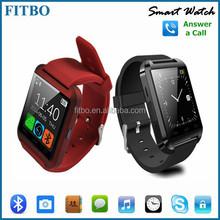 Classical Design Anti Lost Pedometer FTB08 new model watch mobile phone