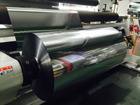 metallic polyester film met pet for printing