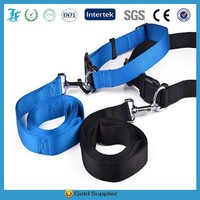 Super Quality braided Nylon Dog training Leash Harness For Small Big Dogs New Pet Products