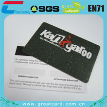 RoHS Certificated Printed PVC Cards for Visiting