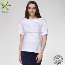 Precio de fábrica nuevo diseño niños blusa y falda
