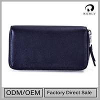 Best Selling Super Quality Oem Production Wallet Genuine Leather
