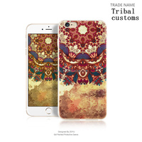 soft tpu cartoon printed case for iphone 6 case with business card holder