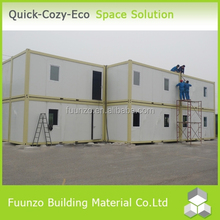 Movable 2-storey Energy Effective Container Site Office for Sale