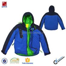 contract color fashion winter baseball jackets