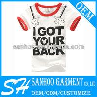 Fashion Short Sleeve And High Quality T Shirts